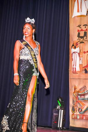 Ms  Black & Gold 2015   Charlotte, NC