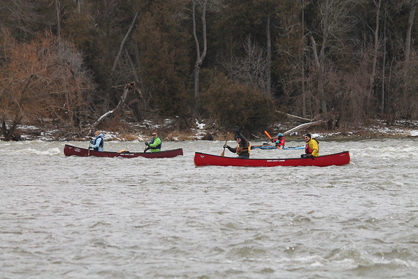 New Year's Day Paddle 2021