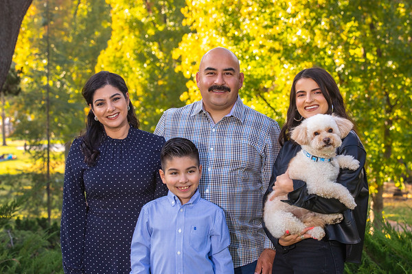 Alonso & Family