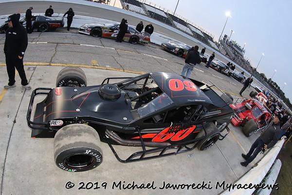New Smyrna Speedway  John Blewett III Memorial