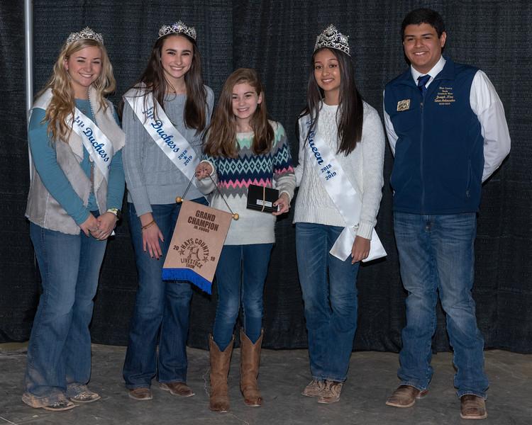 Hays County Livestock Show - Home Skills