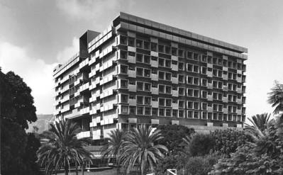 Rambam Government Hospital, Haifa - 1965-1972