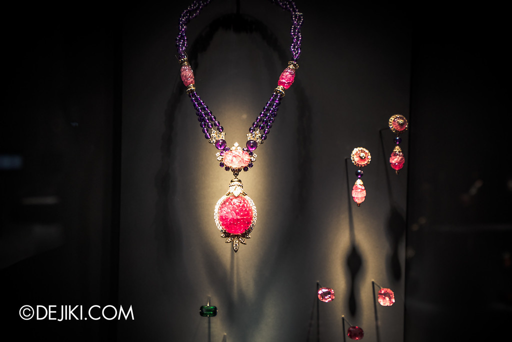 Van Cleef & Arpels: The Art and Science of Gems / Ruby and Amethyst