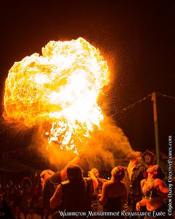 IGNITION Fire Troupe & Iron Phoenix
