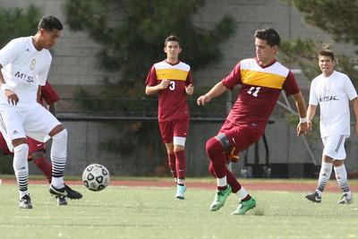 PCC Mens Soccer 10/3 vs Mt SAC