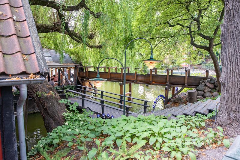 Tivoli Gardens - Gardens