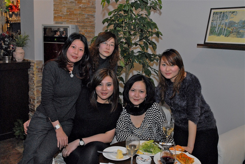 Will & Sigrid's Christmas Party 2009 - Dec 25, 2009 @ Seasons Cafe Beijing.jpeg