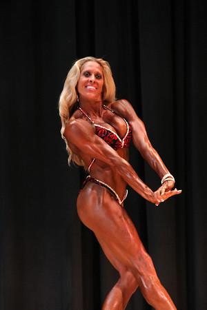 Mid Florida Classic Women's Physique Prejudging