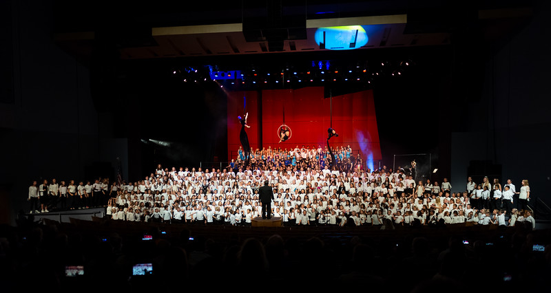 All District Choral Festival Wednesday 2018