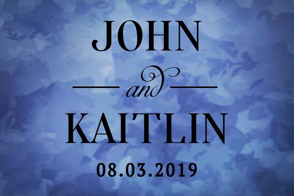 John and Kaitlin