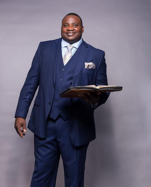 Pastor McClain Edits