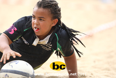 All Girls Beach Rugby Tournament 2011