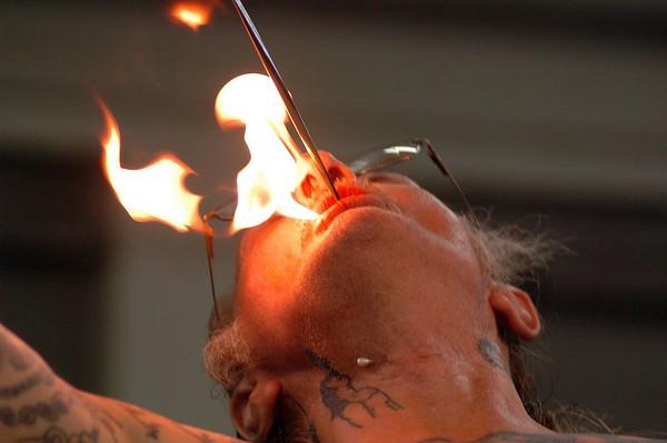 Tattoo Expo 2005
