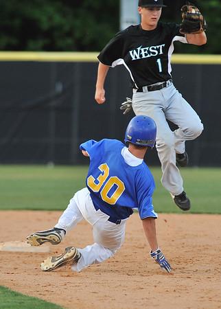 East Wake Summer Baseball '12
