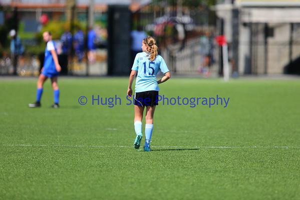 Girls Under 13 Seattle United v Crossfire