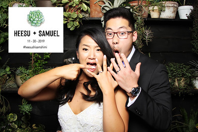 HeeSu & Sam's Wedding - 11/30/2019