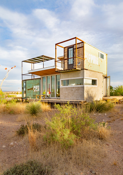 Marfa Container House