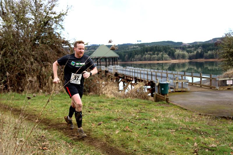 Hagg Lake 25K 2013 Josh Owen