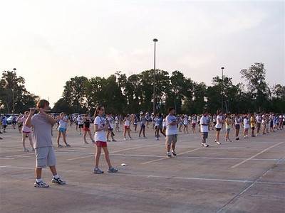8-16-06 Parent Marching Night