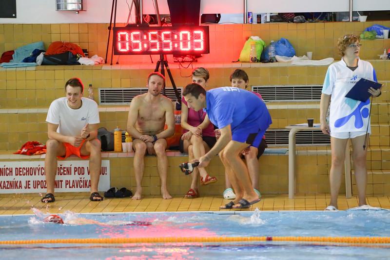 Plavecká 6-ti hodinovka