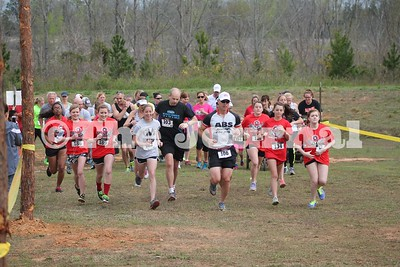 2015 Can You Cross Country? 5K & Fun Run