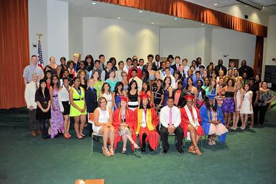 21st Annual Upward Bound Math & Science Awards Banquet July 17, 2013