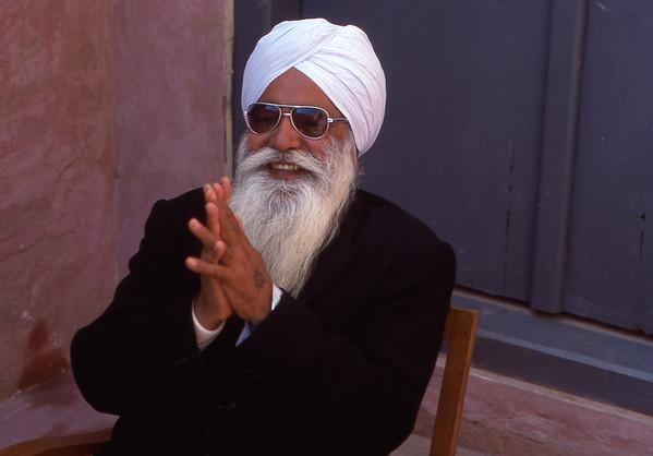 Sant Ji 1982 & 85 Rajasthan