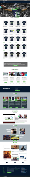 Richard Sherman Website