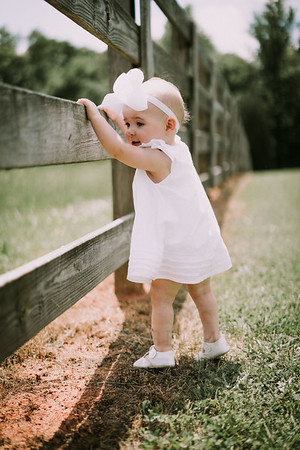 Baylor - One Year Old Session