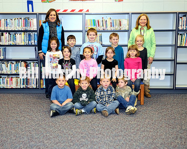 2012 - 2013 Jonathan Elementary Class Groups, January 14, 2013.