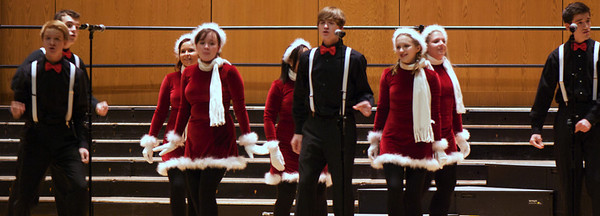 2011 12 17: Holiday Concert, Duluth East H.S. @ DECC