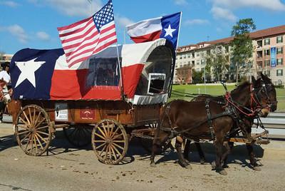 Houston Rodeo Parade 2010