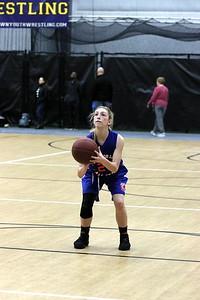 AAU Basketball, April 28, 2019  Game 2