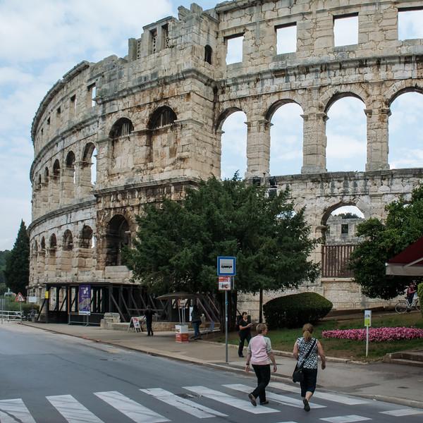 Roman ampitheatre