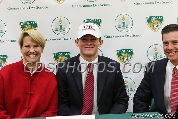 SPORTS SIGN-IN CEREMONY
