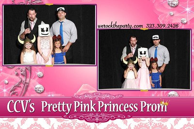 061618- CCV's Pretty  Princess Prom