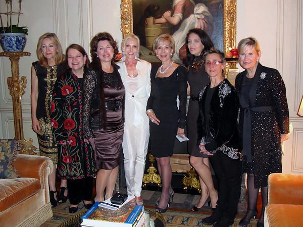 Pre-Gala Reception for Career Transition For Dancers_October 6, 2010