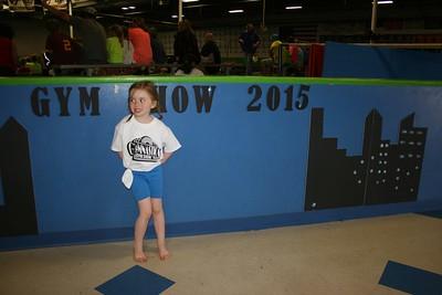 Gymnastics Show May 9th