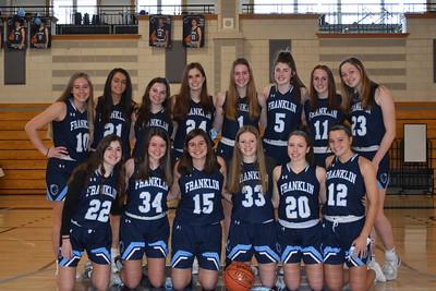 FHS Girls Basketball 2021
