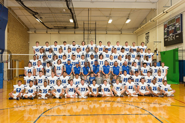 Great Valley High School Football 2017
