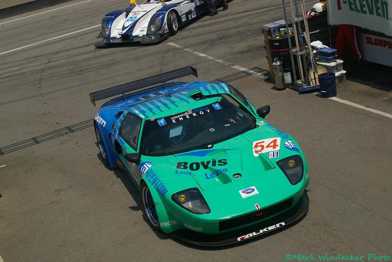 GT2-Black Swan Racing Ford R