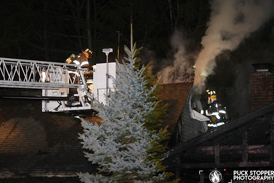Dwelling Fire - 10 Sun Valley Drive, Southington, CT - 3/4/20