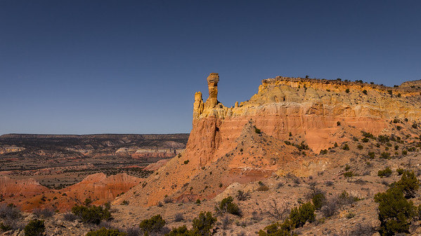 Ghost Ranch / Plaza Blanca