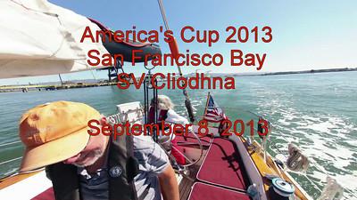 130908 Sailing with Sean Carolan