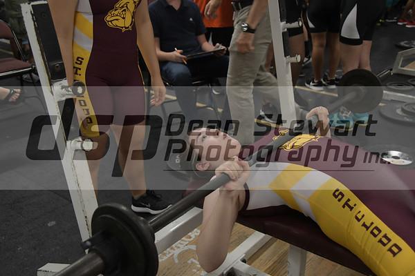 Girls Weightlifting VS Vero Beach 11-14-18