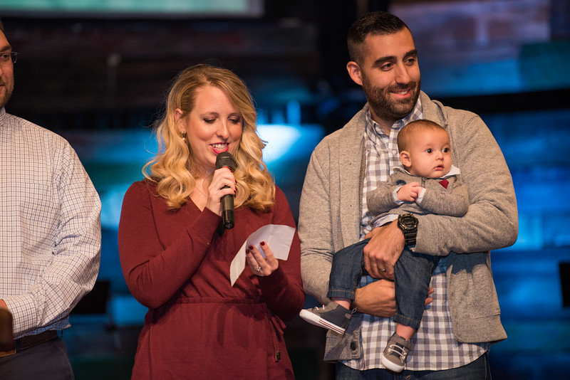 CVC Baby Dedications