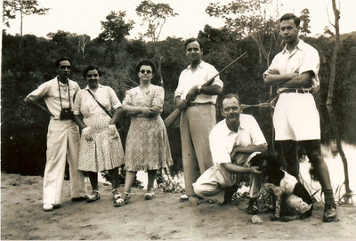 Familias no Cachimo