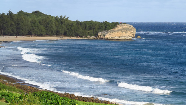 Poipu Rocks and Water