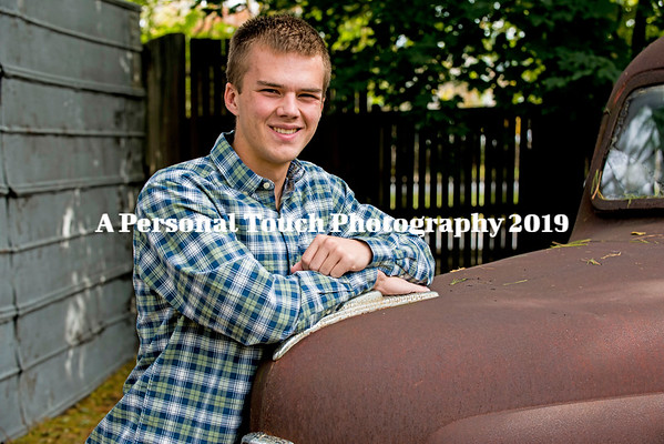 Ethan senior pictures