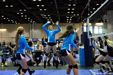 Disney Volleyball Showcase
